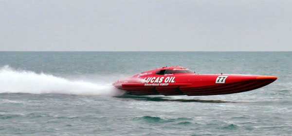 SilverHook Powerboat