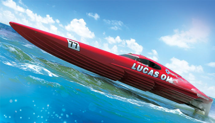 #77 Lucas Oil SilverHook to attempt record run during Trinidad to Tobago Great Race - August 18