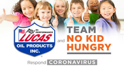 Lucas Oil Products No Kid Hungry