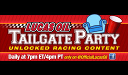 Lucas Oil Tailgate Party