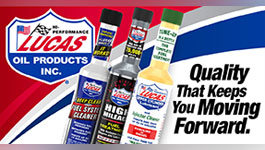 Lucas Oil Fuel Additives Available in Select Convenience  Store Shelves Across America