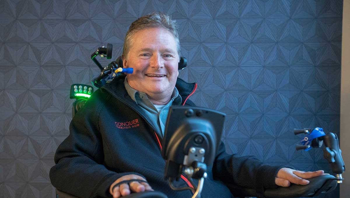 Photo of Sam Schmidt