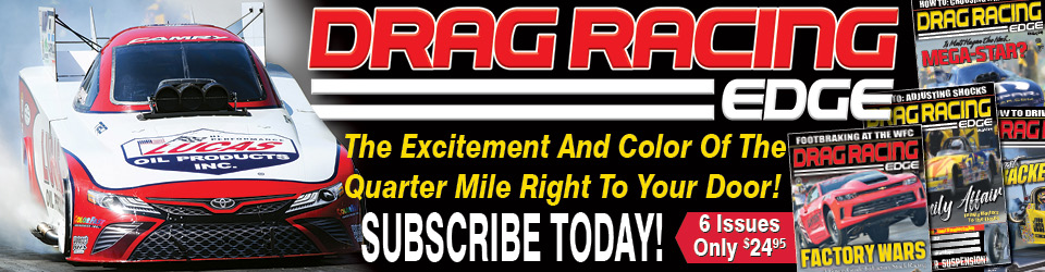 Drag Racing Edge Magazine