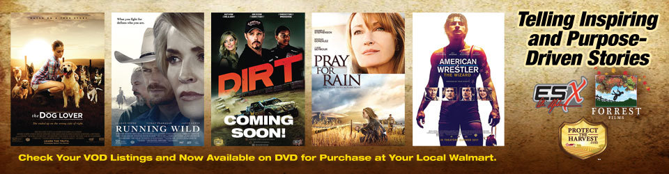 Protect the Harvest, ESX, Forest Films movies on VOD & DVD