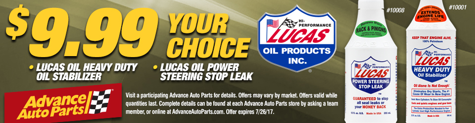 Heavy Equipment Oil Leaks : Lucas oil products inc made in america sold to the world