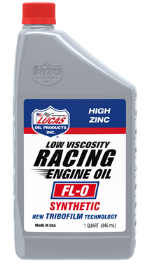 Synthetic FL-O Racing Engine Oil