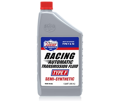 Semi-Synthetic Racing Automatic Transmission Fluid Type F