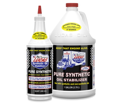 Pure Synthetic Oil Stabilizer