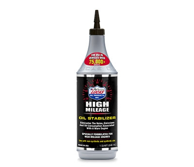 High Mileage Oil Stabilizer