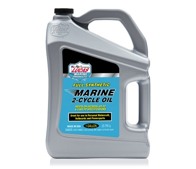 Full Synthetic Marine 2-Cycle Oil