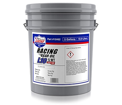 L10 Racing Gear Oil