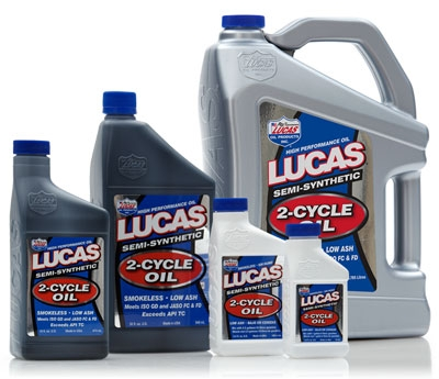 Semi-Synthetic 2-Cycle Oil