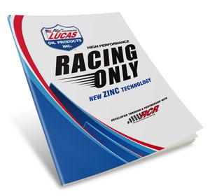 Racing Only Catalog